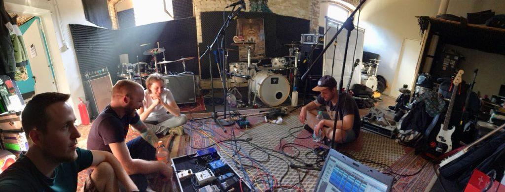 Recordings im Proberaum