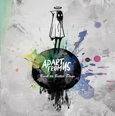 Apart From Us EP Cover