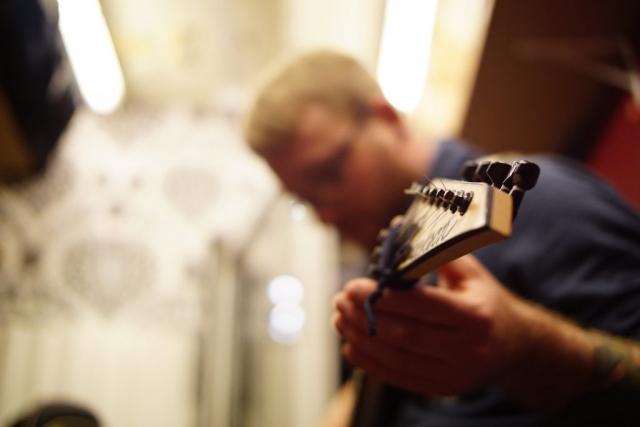 Gitarrenaufnahmen - Jackson Head