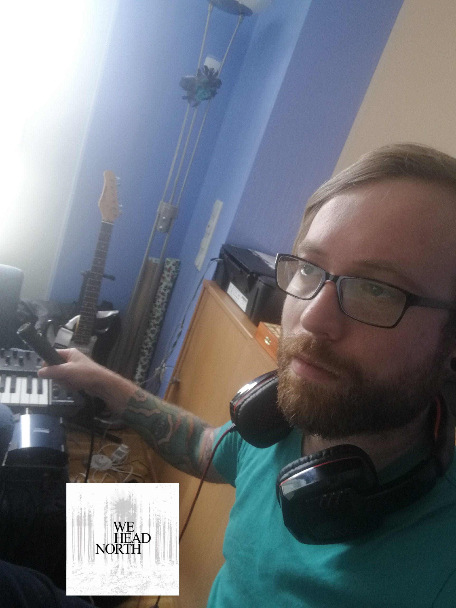Home Recording Setup at Saschas'